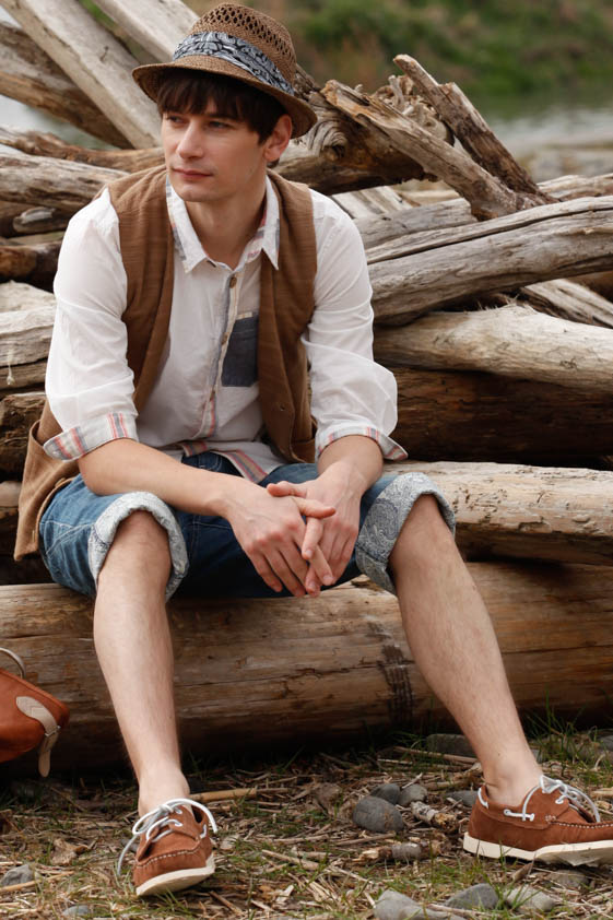 外国人モデル デビッド・マリーの写真3