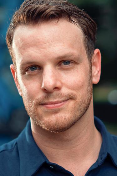 外国人ナレーター・声優 ネルソン・Bの写真