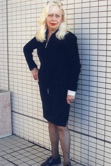 外国人モデル/外国人俳優 アーラ・Oの写真5