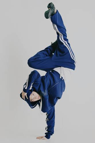 外国人ダンサー・パフォーマー スヌーキーの写真2