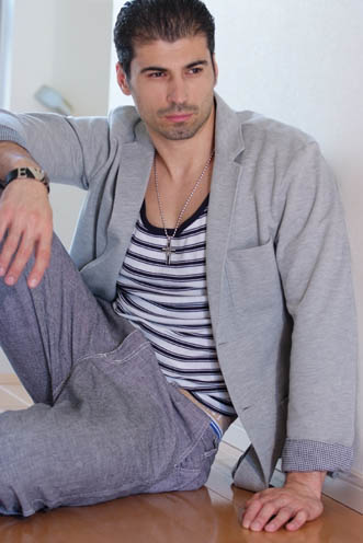 外国人モデル/外国ダンサー・パフォーマー レオの写真5
