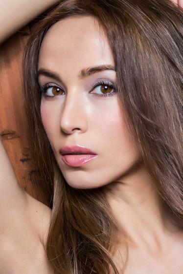 外国人モデル スヴェトラナ・KLの写真