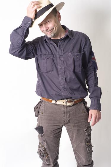 外国人モデル/外国人ナレーター・声優 ドン・Cの写真2