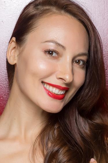 外国人モデル ジュリヤ・Gの写真