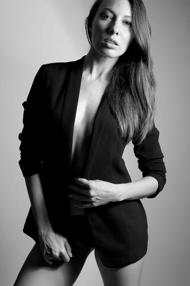 外国人モデル ジュリヤ・Gの写真3