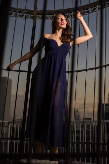 外国人モデル ジュリヤ・Gの写真9