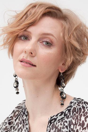 外国人モデル エレーナ・Suの写真