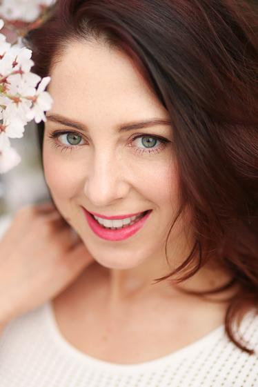 外国人モデル イリーナ・Yの写真