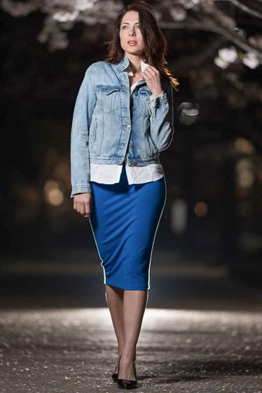 外国人モデル/外国ダンサー・パフォーマー イリーナ・Yの写真4