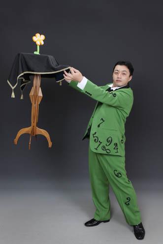 外国人ダンサー・パフォーマー イシイ ユタカの写真2