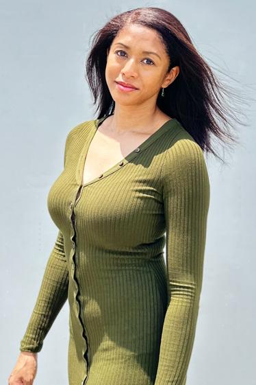 外国人モデル/外国人俳優 マリエム・マサリの写真4