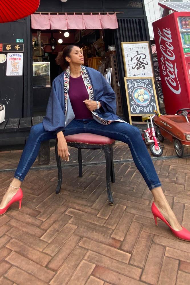 外国人モデル/外国人俳優 マリエム・マサリの写真6
