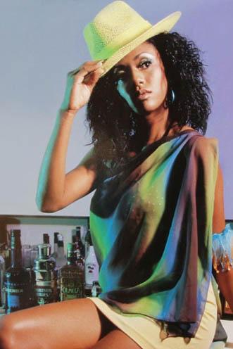 外国人モデル/外国人俳優 マリエム・マサリの写真7