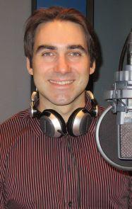 外国人ナレーター・声優 ドミニク・アレンの写真