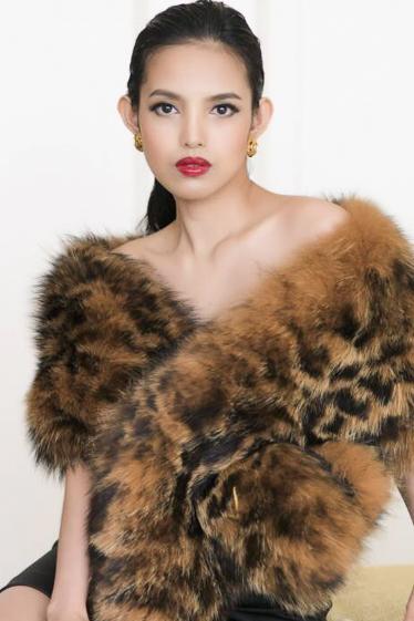 外国人モデル/外国人俳優 メラニー・Uの写真4