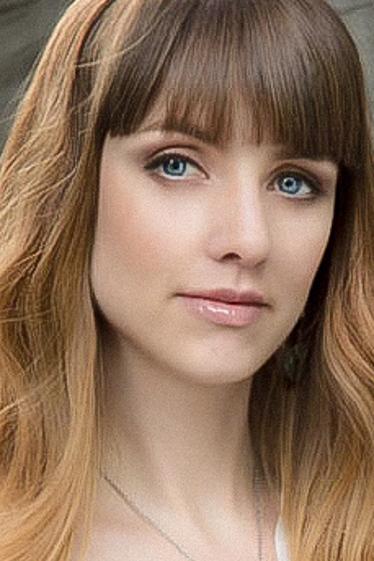 外国人モデル イリーナ・Sの写真