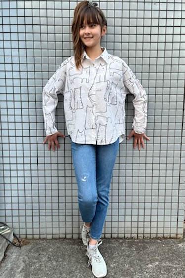 外国人モデル/外国人俳優/外国ダンサー・パフォーマー ウーリャの写真8