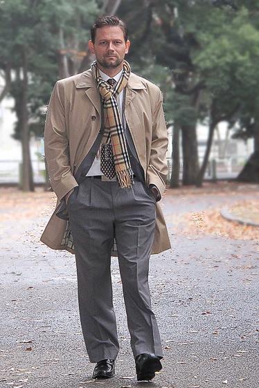 外国人モデル/外国人俳優 Niclas E's picture7