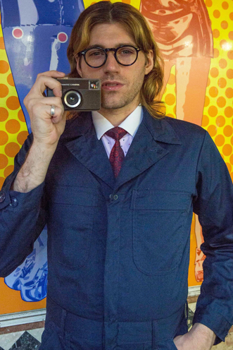 外国人モデル/外国人俳優/外国人ナレーター・声優/外国人タレント・文化人 Chris McCombs's picture4