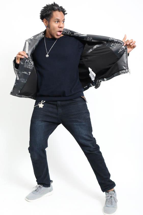 外国人モデル/外国人俳優/外国ダンサー・パフォーマー レイナード・Fの写真2