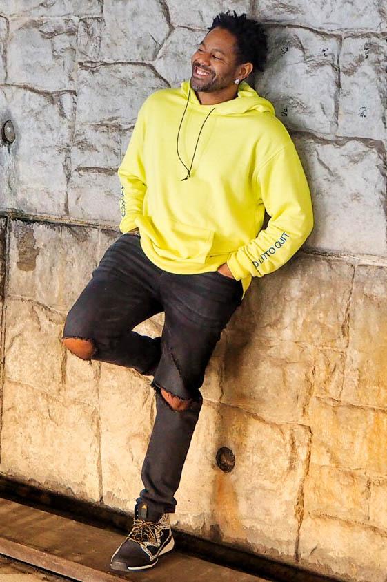 外国人モデル/外国人俳優/外国ダンサー・パフォーマー レイナード・Fの写真3