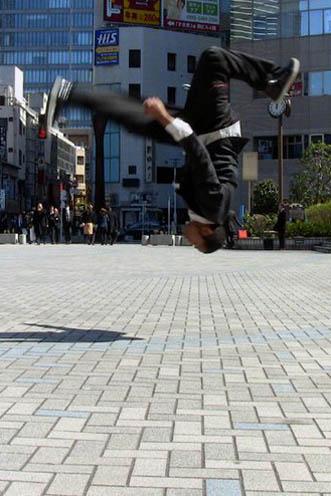 外国人モデル/外国人俳優/外国ダンサー・パフォーマー レイナード・Fの写真7