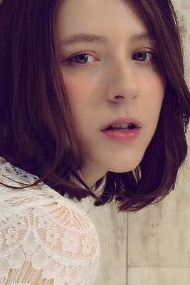 外国人モデル メリーの写真