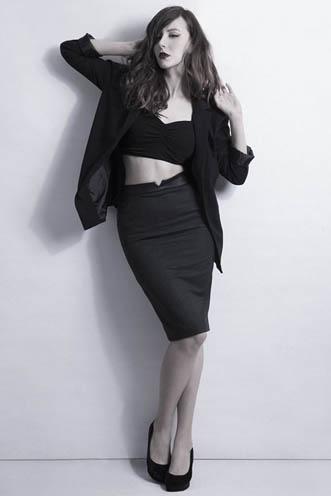 外国人モデル メリーの写真2