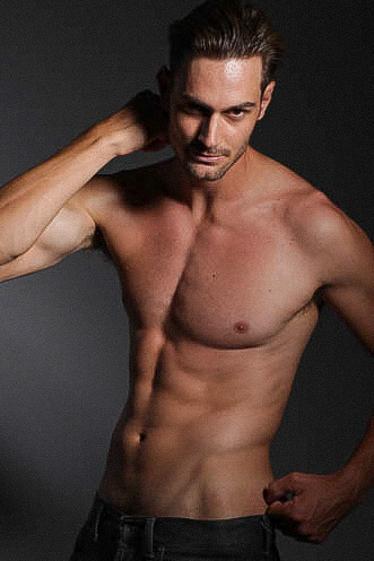 外国人モデル フィリップ・Kの写真4