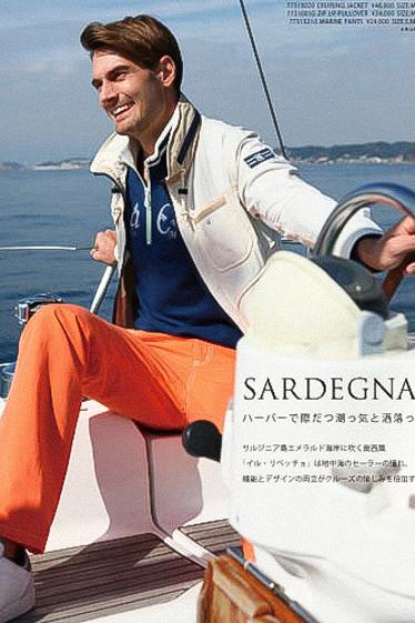 外国人モデル フィリップ・Kの写真6