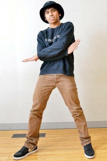 外国人モデル/外国ダンサー・パフォーマー エイドリアン・Oの写真3