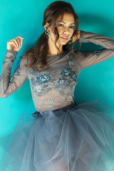 外国人モデル/外国人俳優 ロザーナの写真5