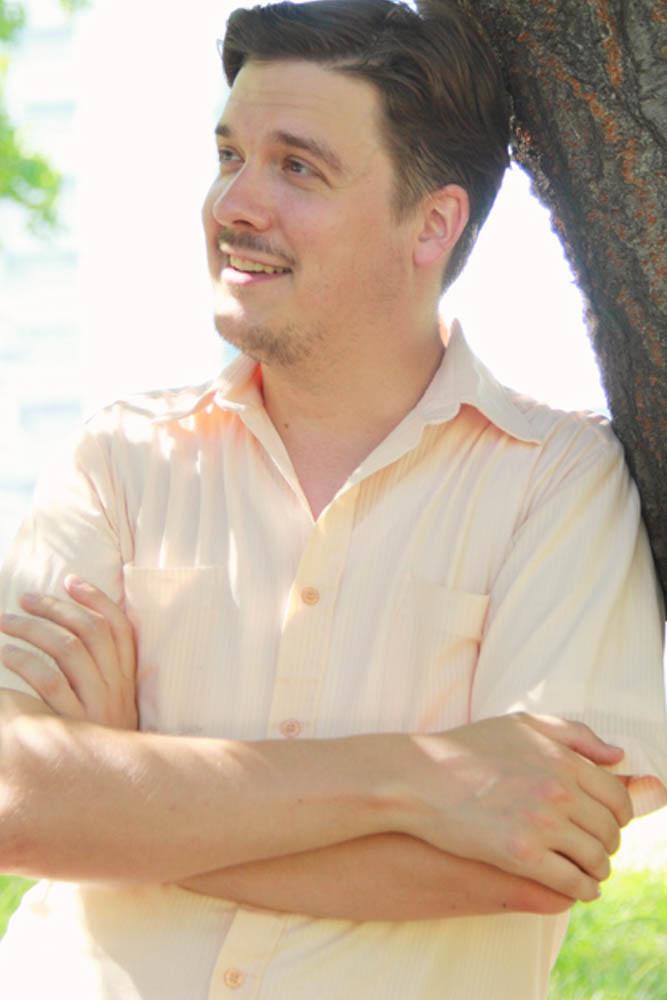 外国人ナレーター・声優 クリス・ネルソンの写真5