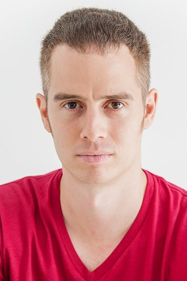 外国人ナレーター・声優 アダム・ジョイスの写真