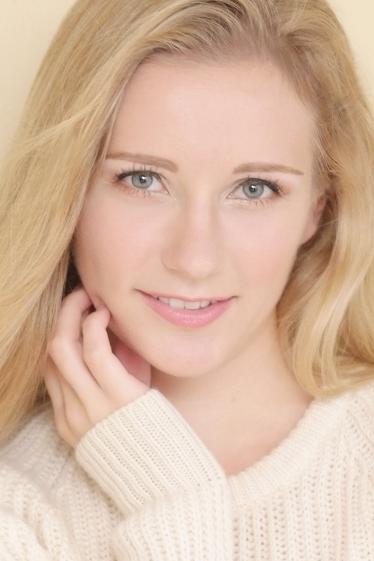 外国人モデル ヴィクトリヤ・ラブロワの写真