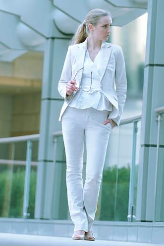 外国人モデル/外国人俳優/外国人タレント・文化人 ヴィクトリヤ・ラブロワの写真3
