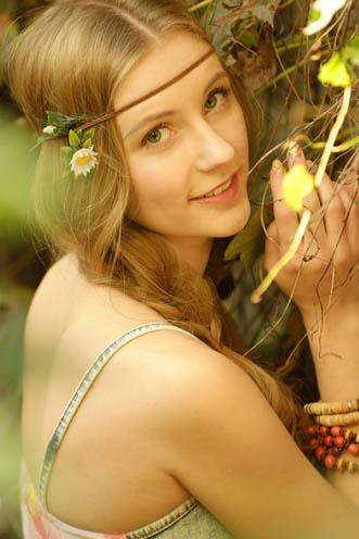 外国人モデル/外国人俳優/外国人タレント・文化人 ヴィクトリヤ・ラブロワの写真9