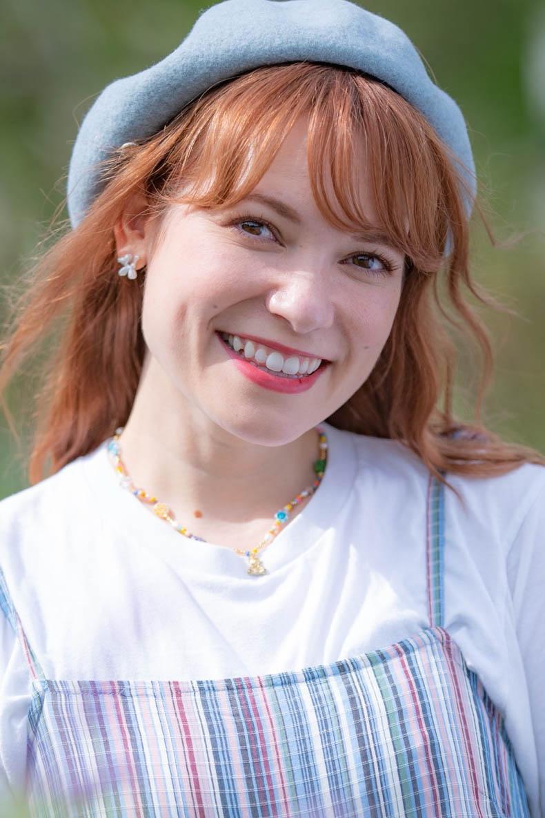 外国人モデル ミキ・クラークの写真