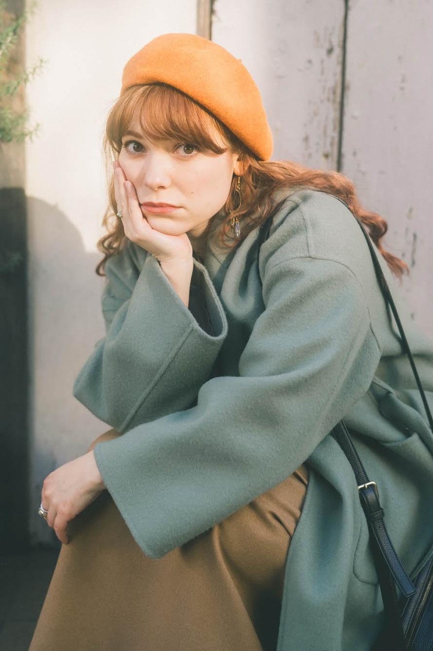 外国人モデル/外国人俳優 ミキ・クラークの写真2