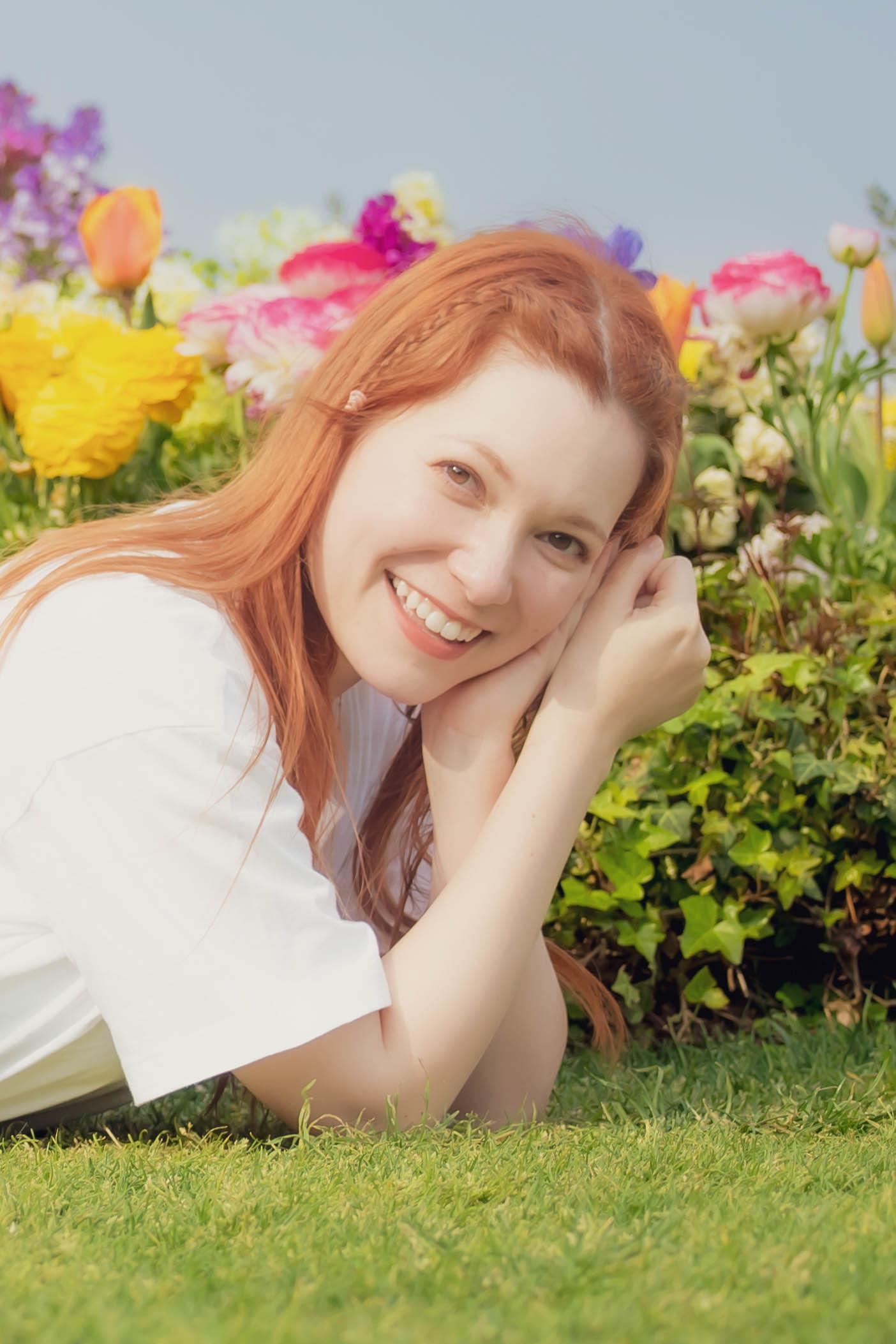 外国人モデル/外国人俳優 ミキ・クラークの写真7