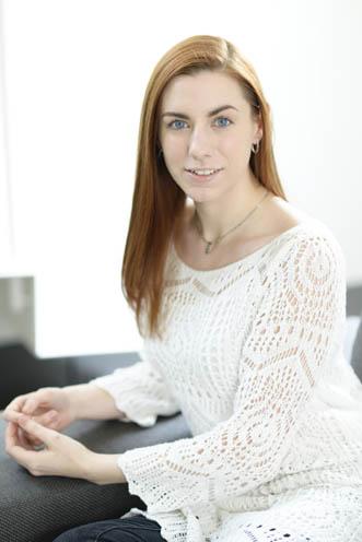 外国人俳優/外国人ナレーター・声優 ハンナ・グレースの写真3