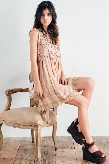 外国人モデル ソフィ・Bの写真2