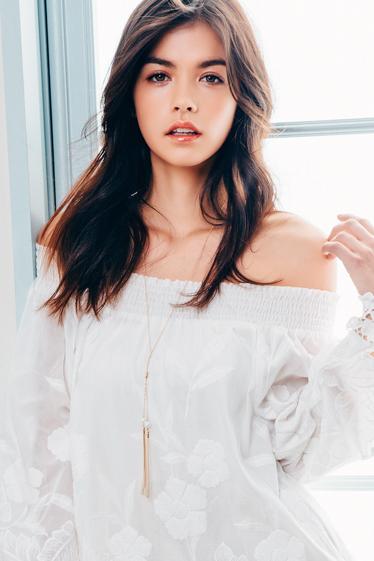 外国人モデル ソフィ・Bの写真3