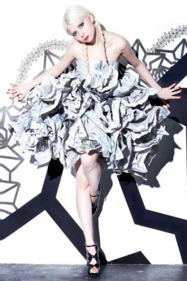 外国人モデル ディアナ・Gの写真5