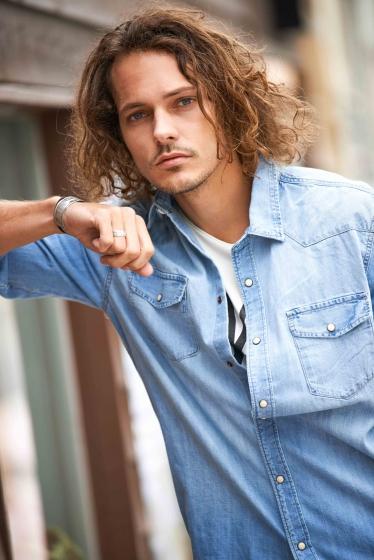 外国人モデル/外国人俳優 カール・Fの写真3