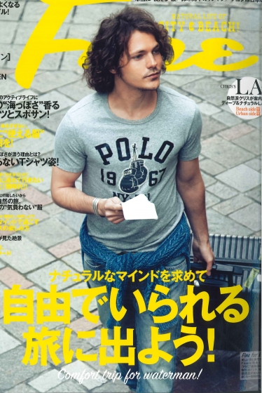 外国人モデル/外国人俳優 カール・Fの写真4
