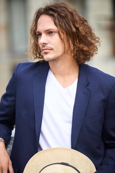 外国人モデル/外国人俳優 カール・Fの写真6