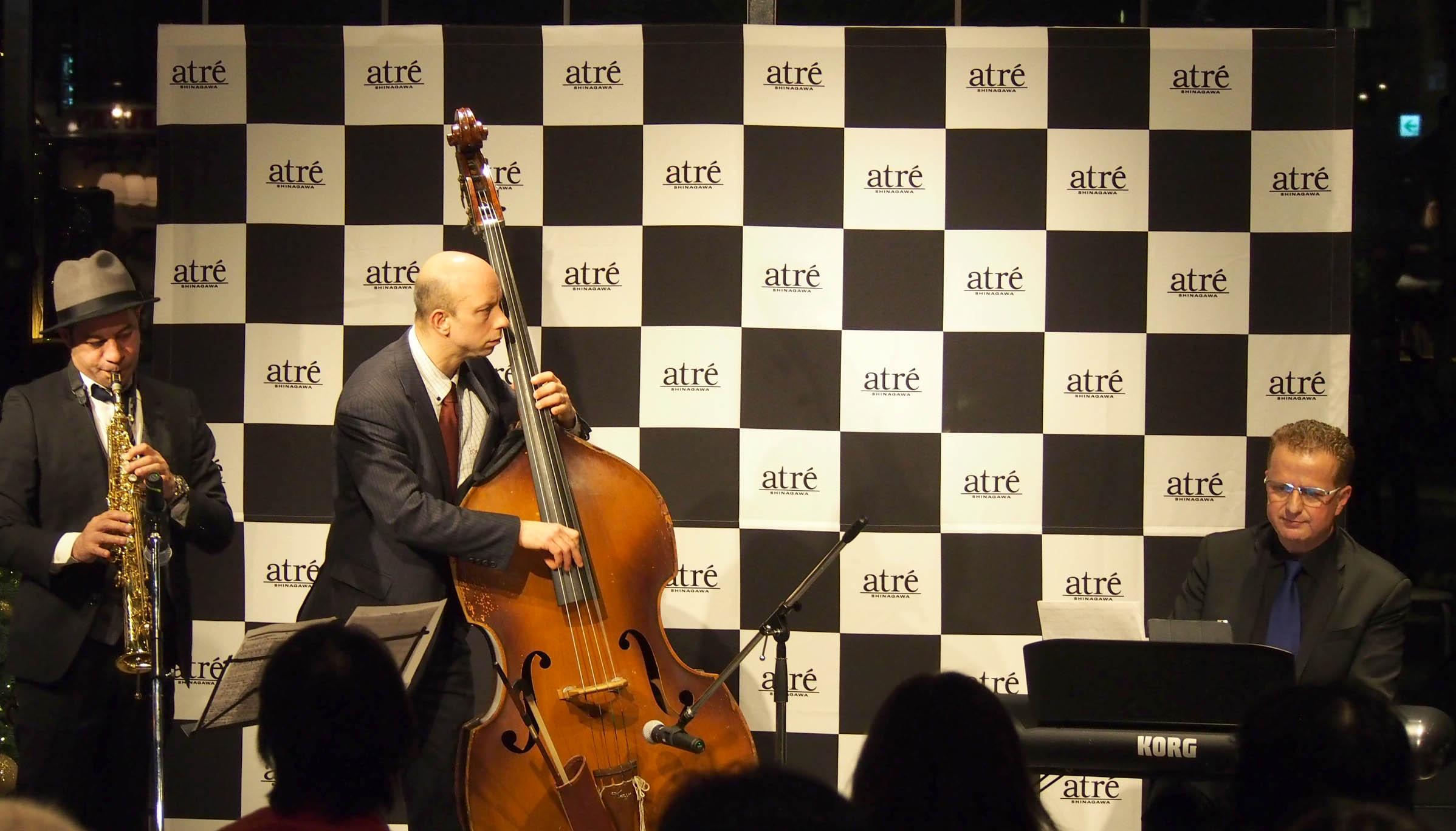 外国人シンガー・ミュージシャン アカデミア Jazz band の写真4