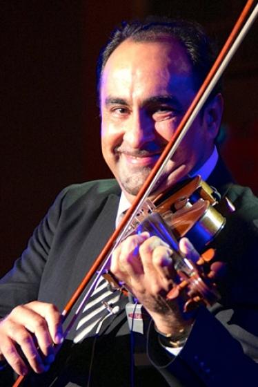 外国人シンガー・ミュージシャン ヴァイオリン・アコーディオンデュオの写真2