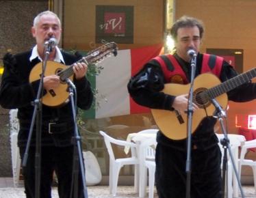 外国人シンガー・ミュージシャン ラ・トゥナの写真
